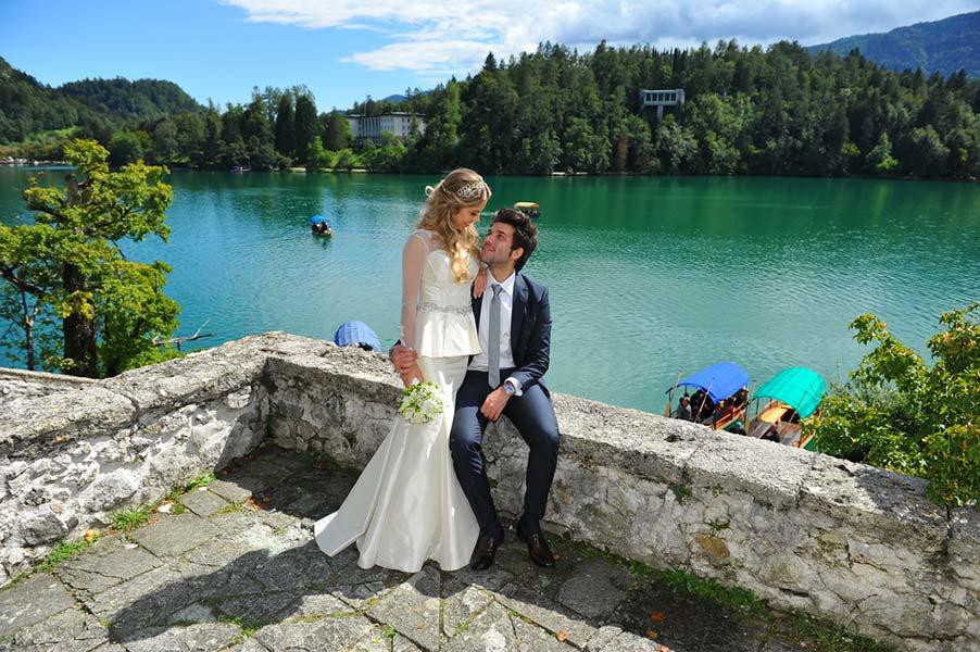 Lake Bled Wedding International