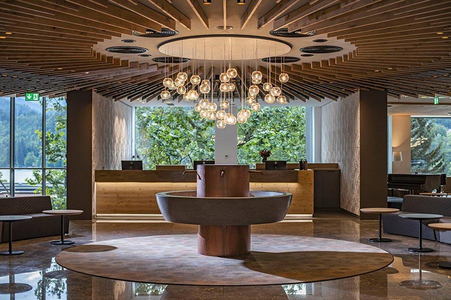 Stylish accommodation, phenomenal views, and top-rated facilities