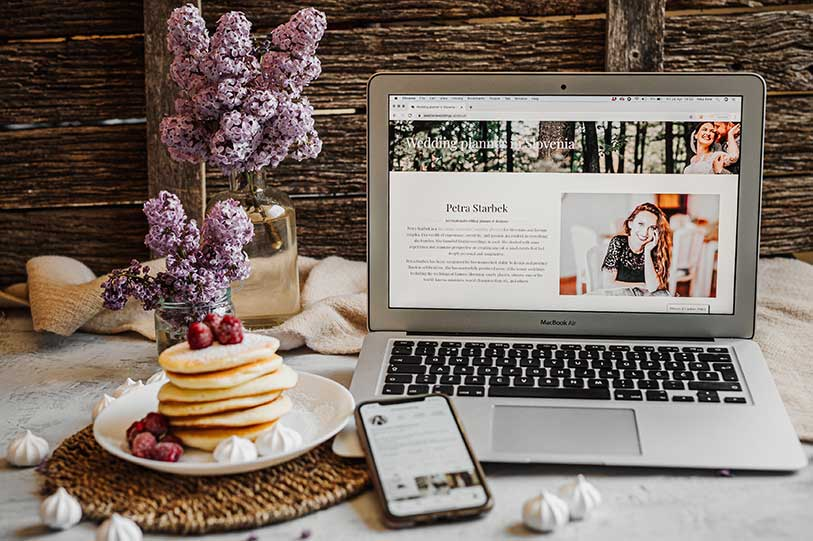 Lake Bled wedding planner Petra Starbek is writing blog about destination wedding