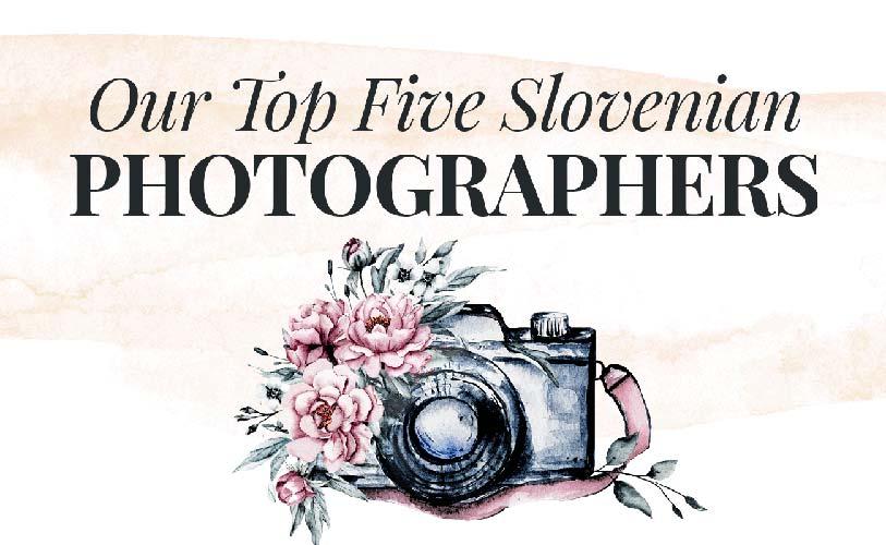 Top five slovenian wedding photographer