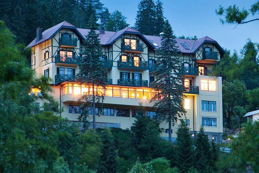 Lake Bled wedding venue Hotel Triglav