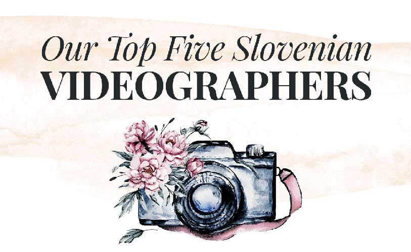 Top five Lake Bled wedding videographers and filmmakers