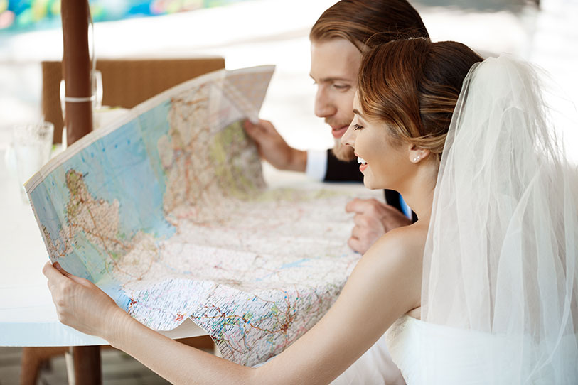 Newlyweds are choosing the cheapest wedding location in Europe for their destination wedding. Wedding location plays a major role in the look and feel of the celebration.