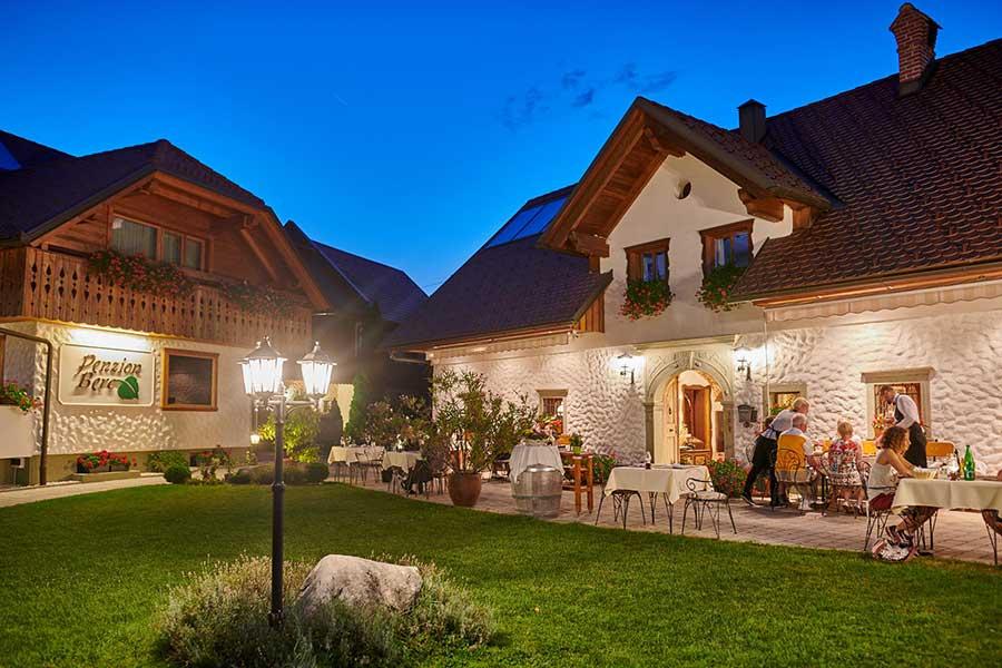 Pension Berc Lake Bled Weddings