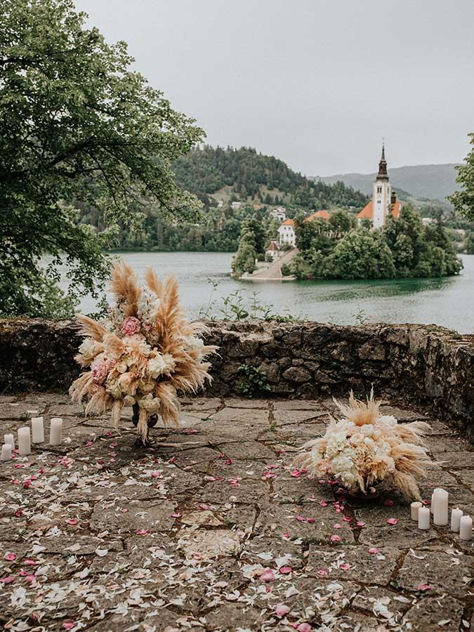 Lake bled wedding venue - Villa Bled