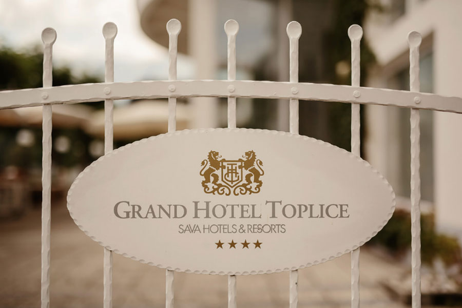 Amazing hotel next to the Lake Bled is Grand hotel Toplice