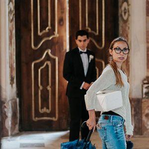 Lake Bled wedding planner Petra Starbek loves detailed weddings